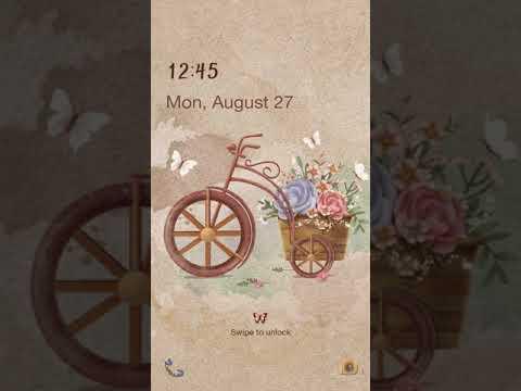 [PHIN] Vintage Flower
