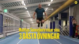 Träna med Mattias Sunneborn