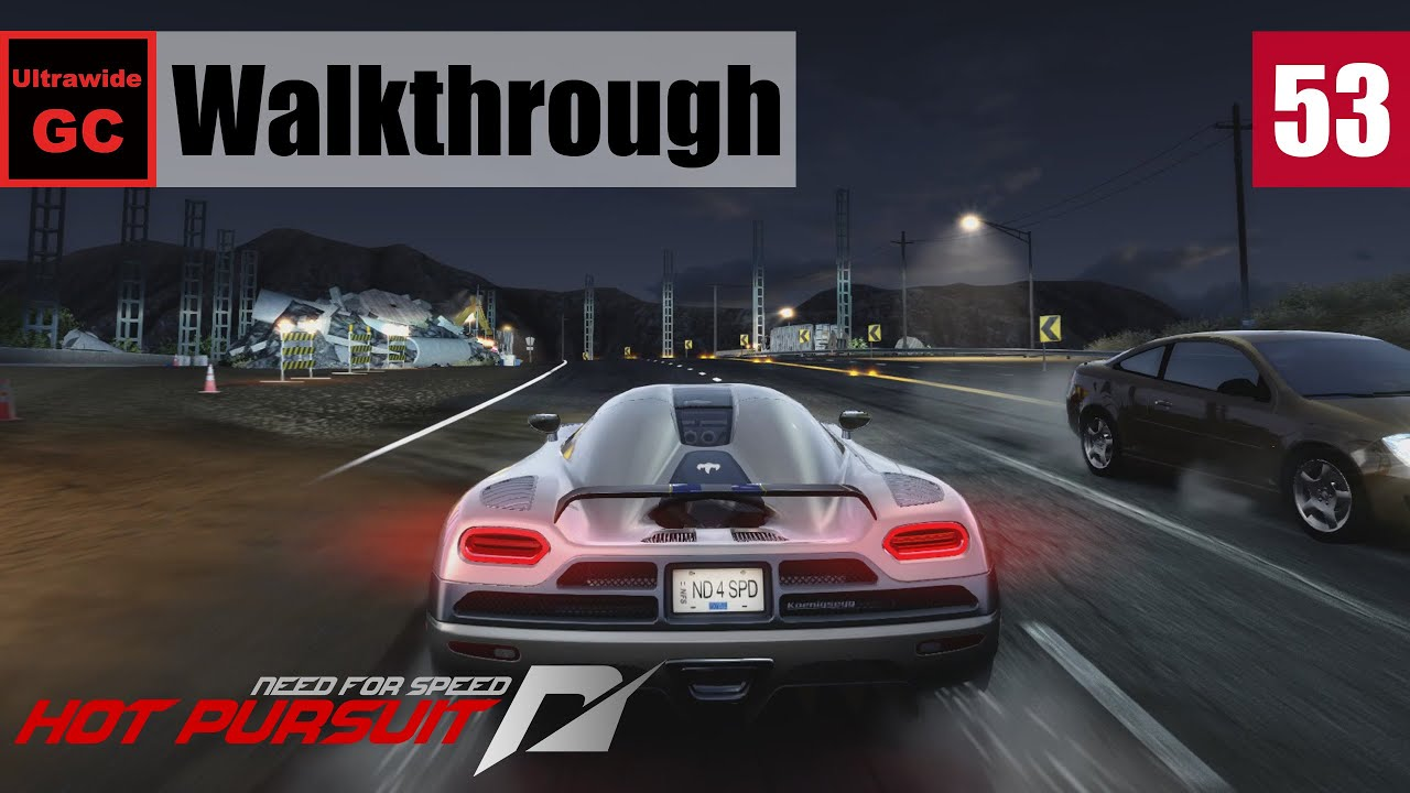 Need for Speed: Hot Pursuit [#53] - Spirit of Performance || Walkthrough