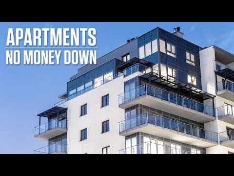 Apartments No Money Down   Cardone Zone