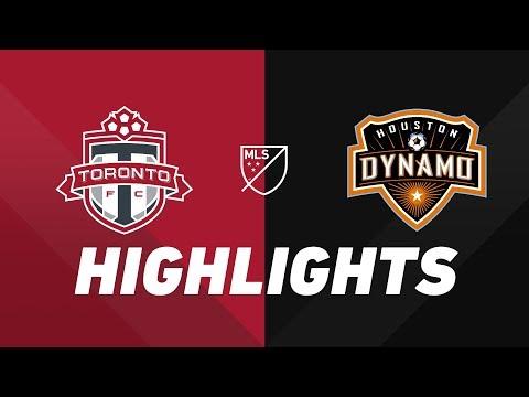 Toronto FC vs. Houston Dynamo | HIGHLIGHTS - July 20, 2019