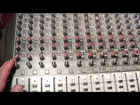Audio 101 for Live Sound- part 3-1 of 3