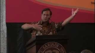 Pemaparan Prabowo Subianto: Masa Depan Indonesia dan Tantangan 20 Tahun Kedepan