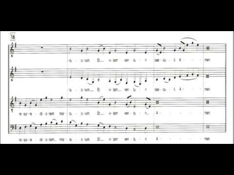 Arvo Pärt  - Summa, vocal score.