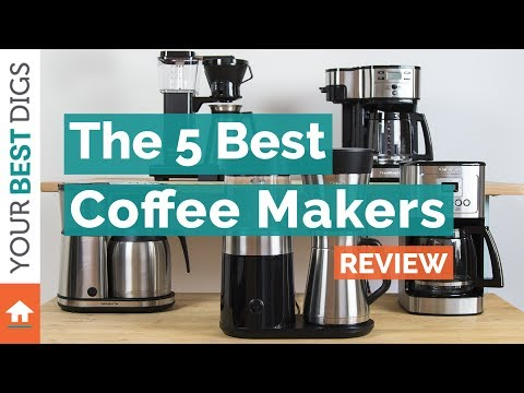 The Best Drip Coffee Maker of 2017