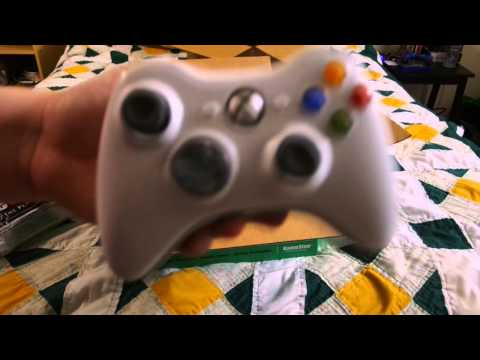 Refurbished Xbox 360 Unboxing Gamestop + Games Haul + My Gaming Background