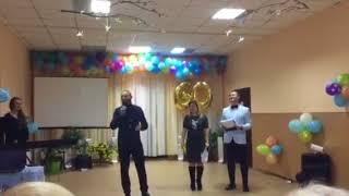 Праздник в Крыжановке: 60 лет школе
