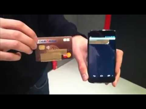 Be carefull !! They can hack your NFC bank card