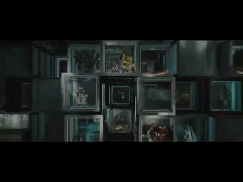 The Cabin in the Woods - Cubes