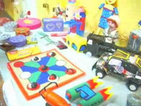 Como Hacer Juegos Didacticos Con Material Reciclable