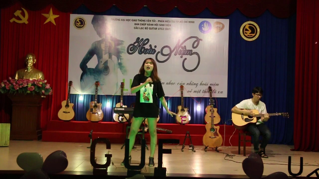 Love the way you lie – Dương Lợi   Liveshow CLB Guitar   2017.12.17.(10)