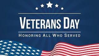 Veterans Day Program - General Shanks Elementary School