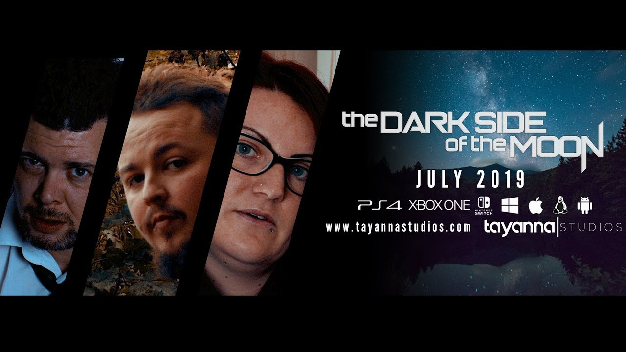 The Dark Side of the Moon (2019) | FMV Game Official Teaser Trailer #1