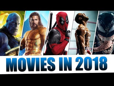 Movies in 2018 (Epic mashup)
