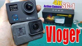 Camera Hành Trình SC-1 | Camera Cho Các Bạn Làm Vlog