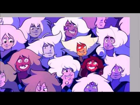 SPEEDPAINT - Famethyst (Steven Universe)