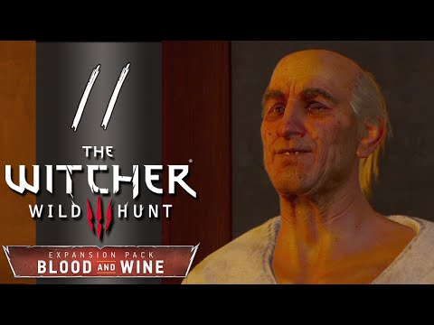 Blood and Wine Witcher 3 - Part 11 - Great Balls of Granite - Let's Play - Gameplay Walkthrough