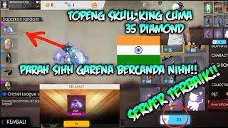 No clickbait!! Server paling terbaik di free fire!! Garena bercanda nihh!! - free fire Indonesia