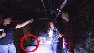 Shanghai Tunnels! Haunted Basement! - Paranormal Walking Tour Part 9 of 9!