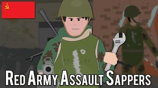 Red Army Assault Sappers (World War II)