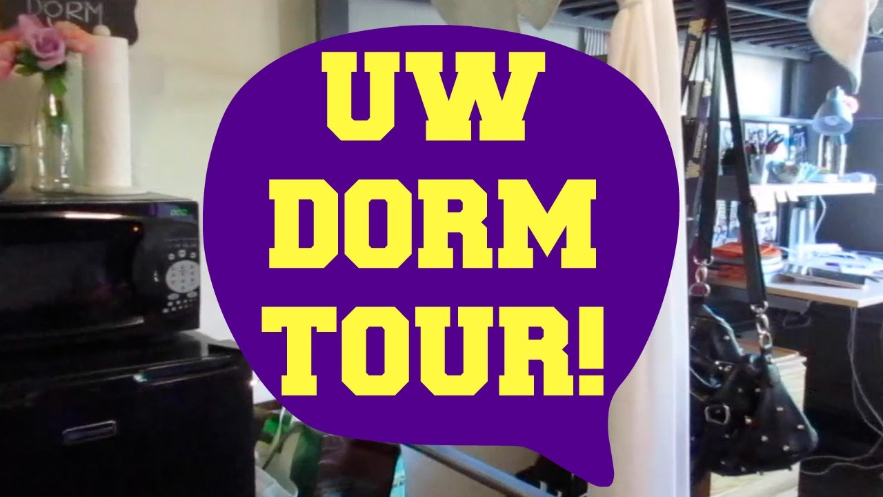 Dorm Tour!! UW Lander 2015   YouTube Great Pictures