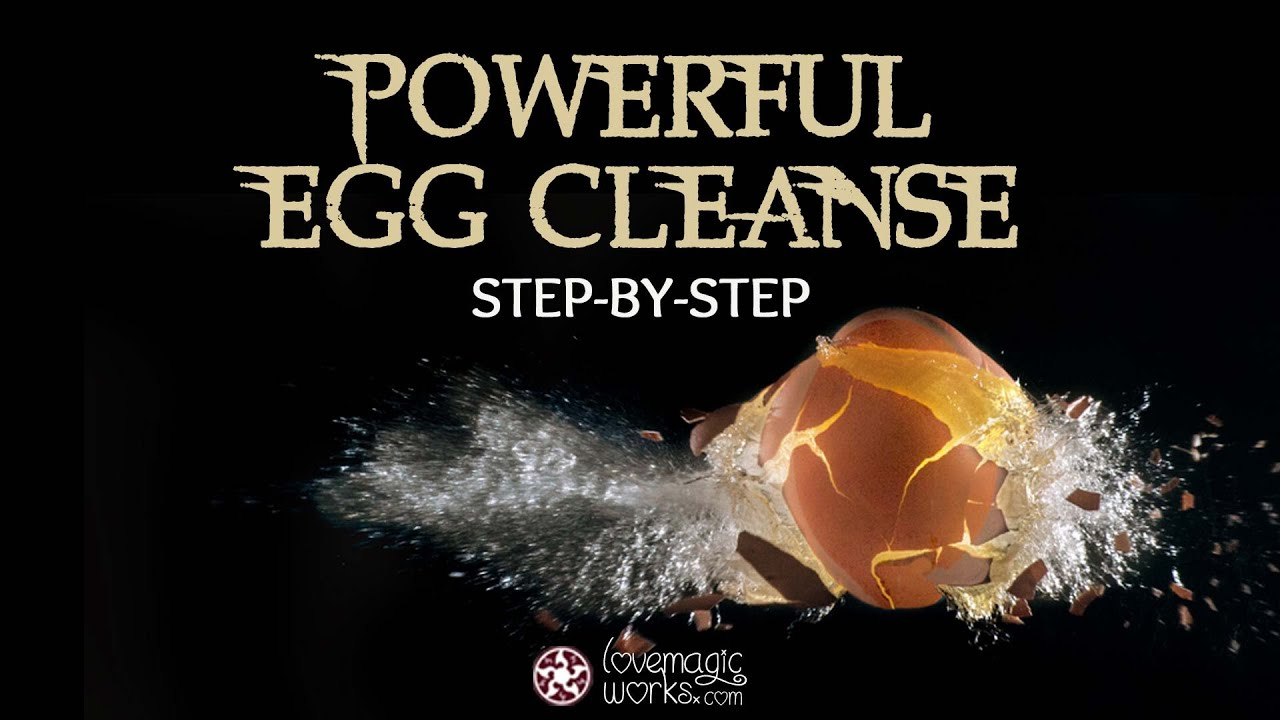 ✨🥚 Spiritual Egg Cleansing: How To Do It and Read the Meanings