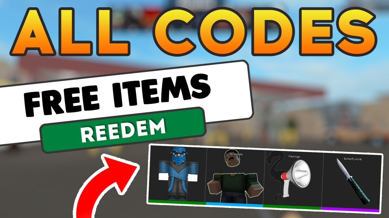 ALL WORKING ROBLOX ARSENAL CODES 2019