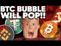 BEWARE!!! Binance & Tether Will Pop The Bitcoin Bubble!