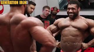 The Generation Iron Persia Show-3