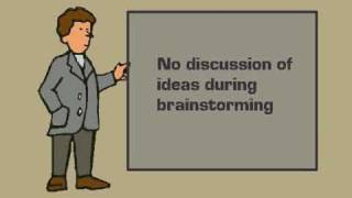 Skills for Quality Improvement 2 Brainstorming