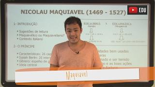 Aula 13 - Filosofia - Maquiavel