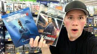 Blu-ray / Dvd Tuesday Shopping 4/17/18 : My Blu-ray Collection Series