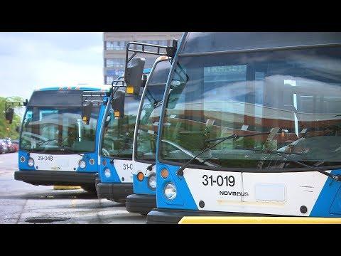 La Vérif : les autobus à Montréal