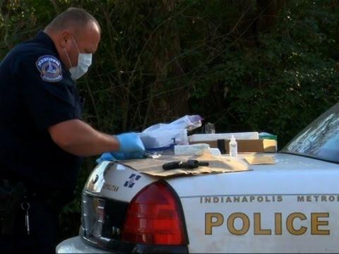 Dozens Arrested in Indianapolis Drug Raids