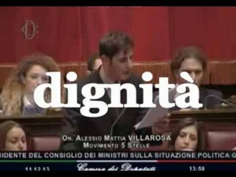 Discorso Camera Villarosa : Discorso camera villarosa piazzapulita la bufala di di battista e