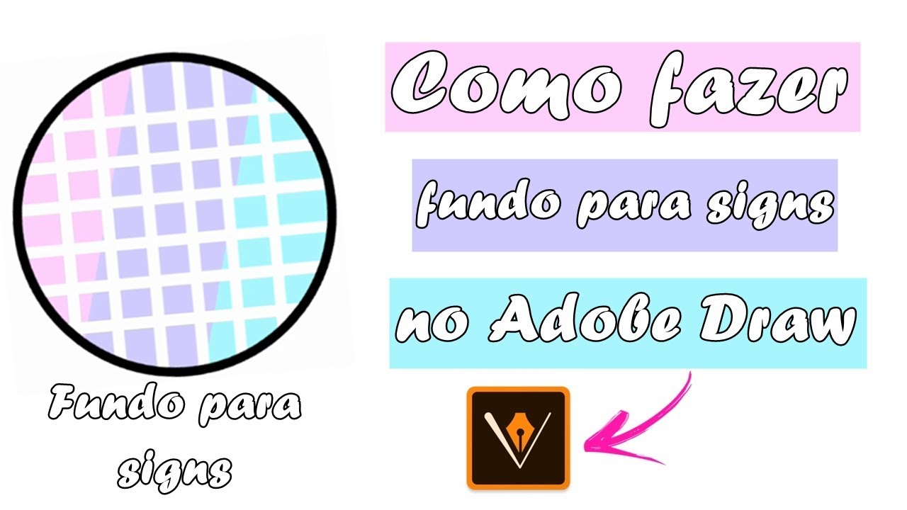 Test Draws On Doodles To Spot Signs Of >> Como Fazer Fundo Para Signs No Adobe Draw Doodles Brasil