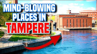 Visit Tampere  - 5 More Must-to-Go Places in Tampere!