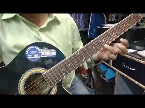Tu Shayar Hai Guitar Tab Lesson (Saajan) 90's Best Evergreen Song.