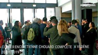 Conférence d'Etienne Chouard à Vedène - Refus d'entrée , car trop de monde -  20/01/2019