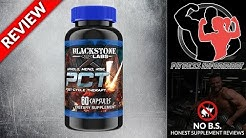 Blackstone Labs PCT V REVIEW (NO B.S - 100% Honest) | Fitness Informant