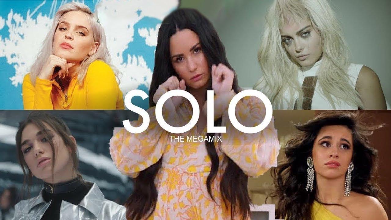 SOLO (The Megamix)   Clean Bandit, Sia, Camila C, Ariana G, Iggy Azalea
