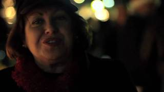 Caroling in New Orleans' Jackson Square