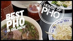 House of Pho Orlando Florida