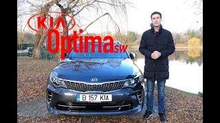 Kia Optima SW- Cum să îți cumperi o mașină rară - Cavaleria.ro