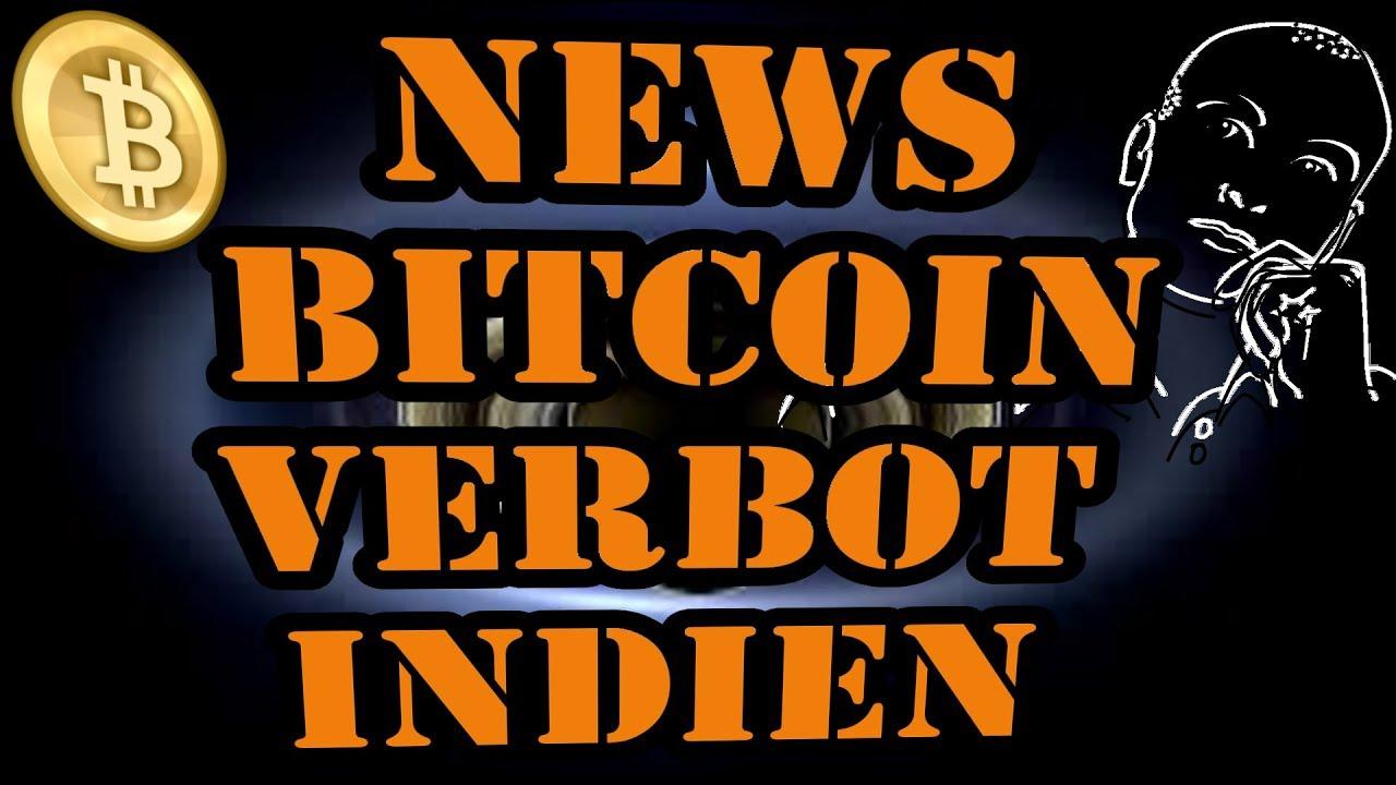 Bitcoin Verbot Indien