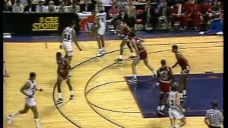 Michael Jordan (Age 26): The Shot (I) Vs. Cleveland Cavaliers (1989)
