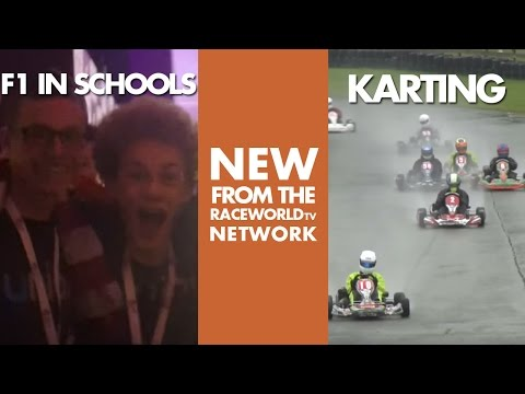 Karting  | MSA Formula | F1 in Schools | New from the Network