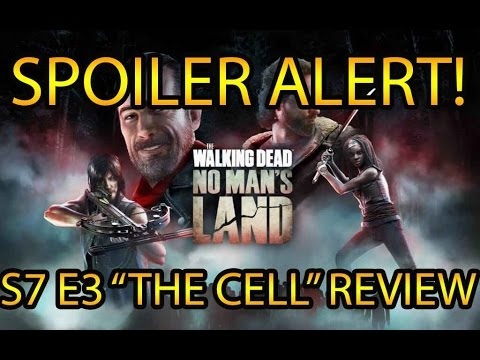 """S7 E3 """"THE CELL"""" REVIEW!"""