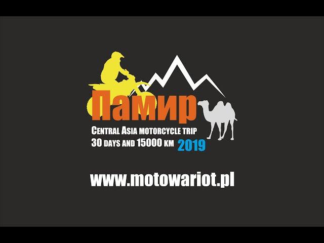 Pamir motocyklem 2019 - prezentacja w ramach III Kaliskich Spotkań z Podróżą i Turystyką