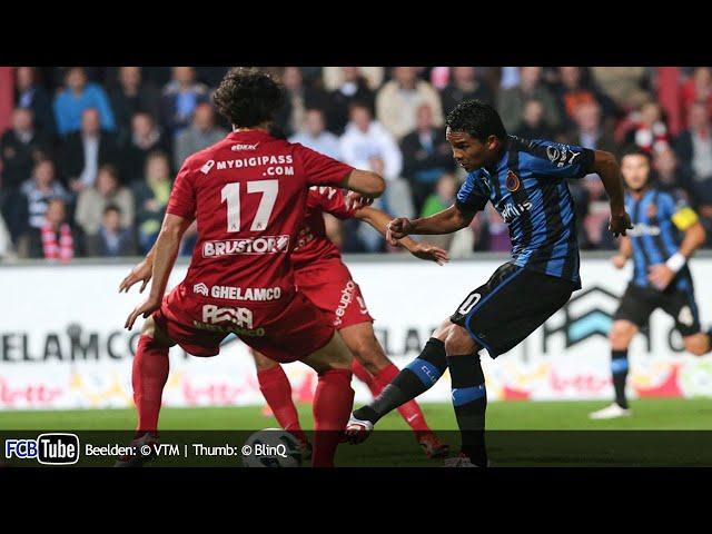 2012-2013 - Jupiler Pro League - 07. KV Kortrijk - Club Brugge 1-1